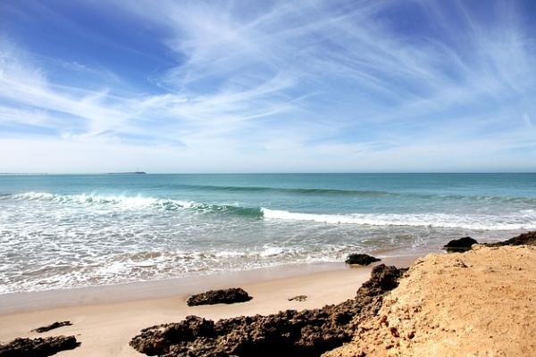 beach morocco