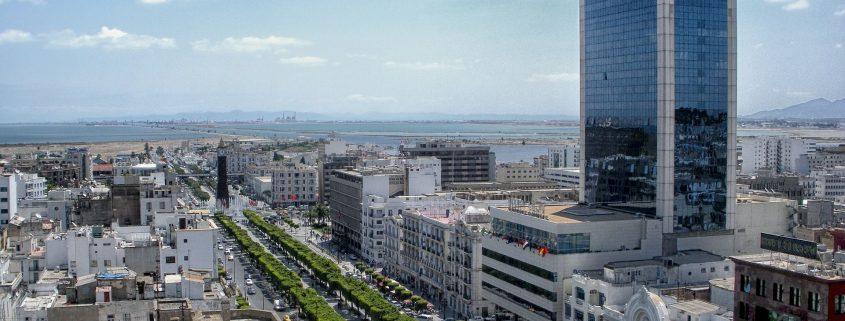 Tunis, Tunisia Cityscape