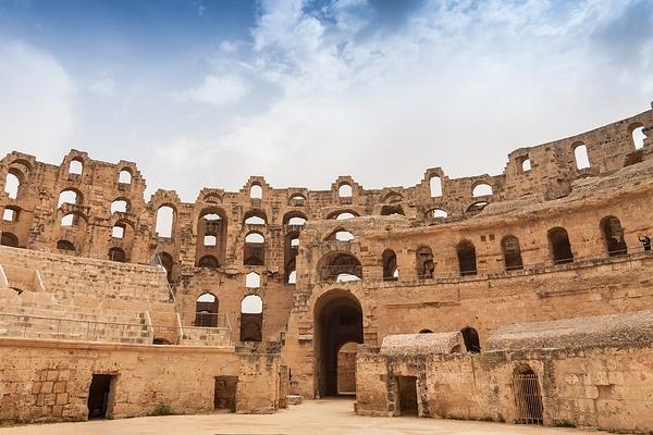 el-jem-Tunisia