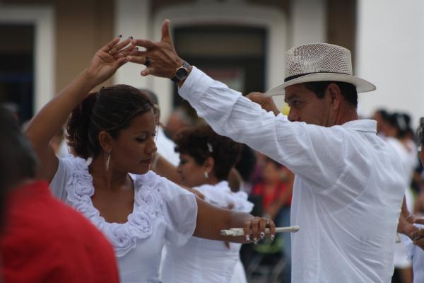 danzon-Mexican Dancing