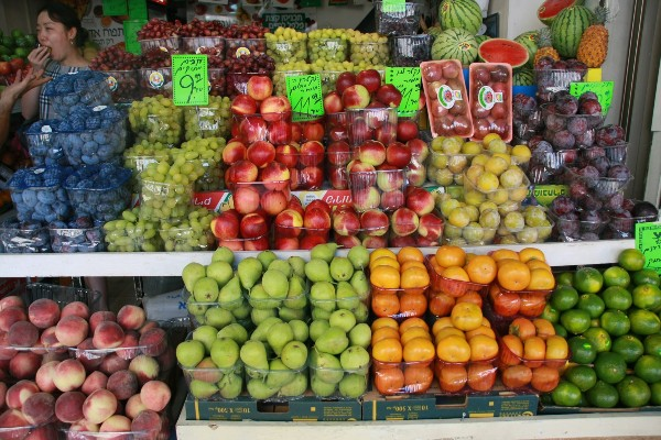 israel-fruit market