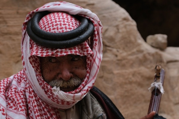 Bedouin Tribe Man