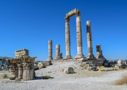 Temple of Hercules Jordan OP