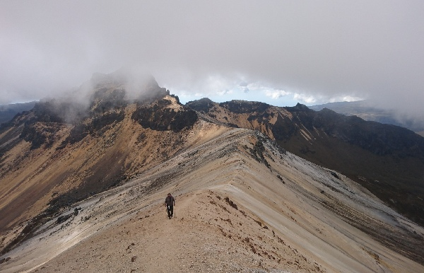 colombia-mountain trekking