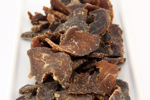 South Africa dried beef jerky